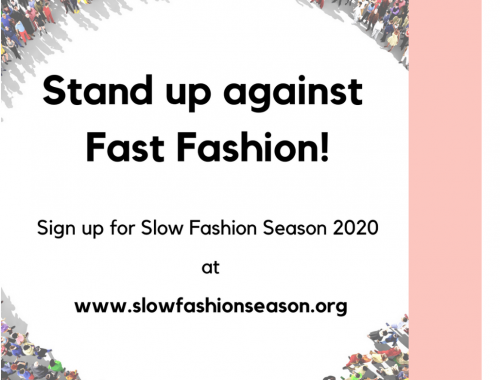 fast fashion slow