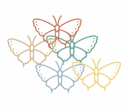 Gruppofarfalle